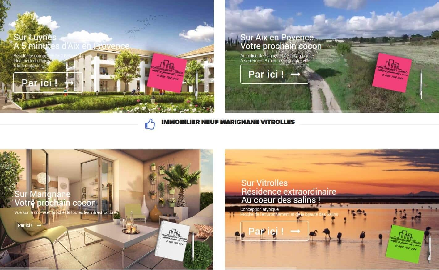 Immobilier neuf achat acquisition foncierement immo for Projet achat immobilier