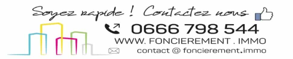 Contact Foncierement Immo