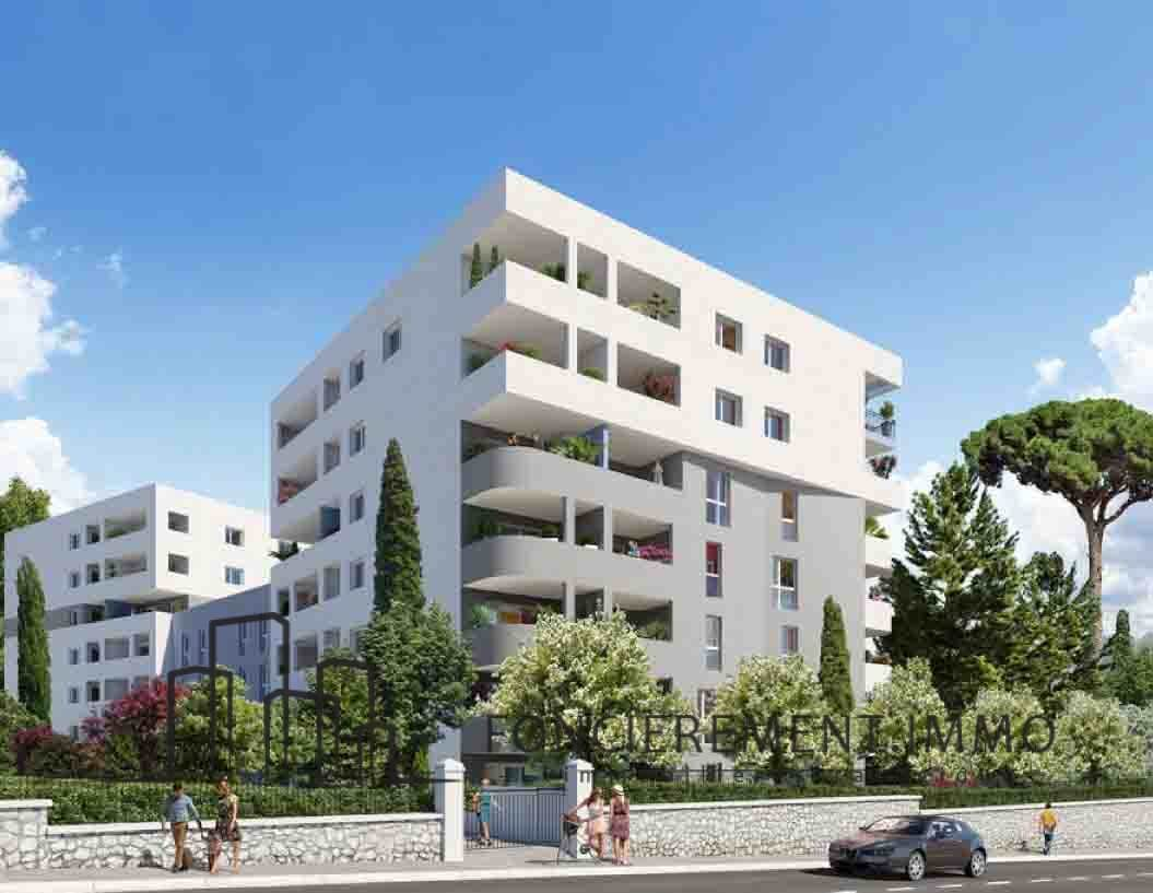 Programme neuf 13013 diderot malpasse 6 foncierement immo for Programme immobilier neuf 2017