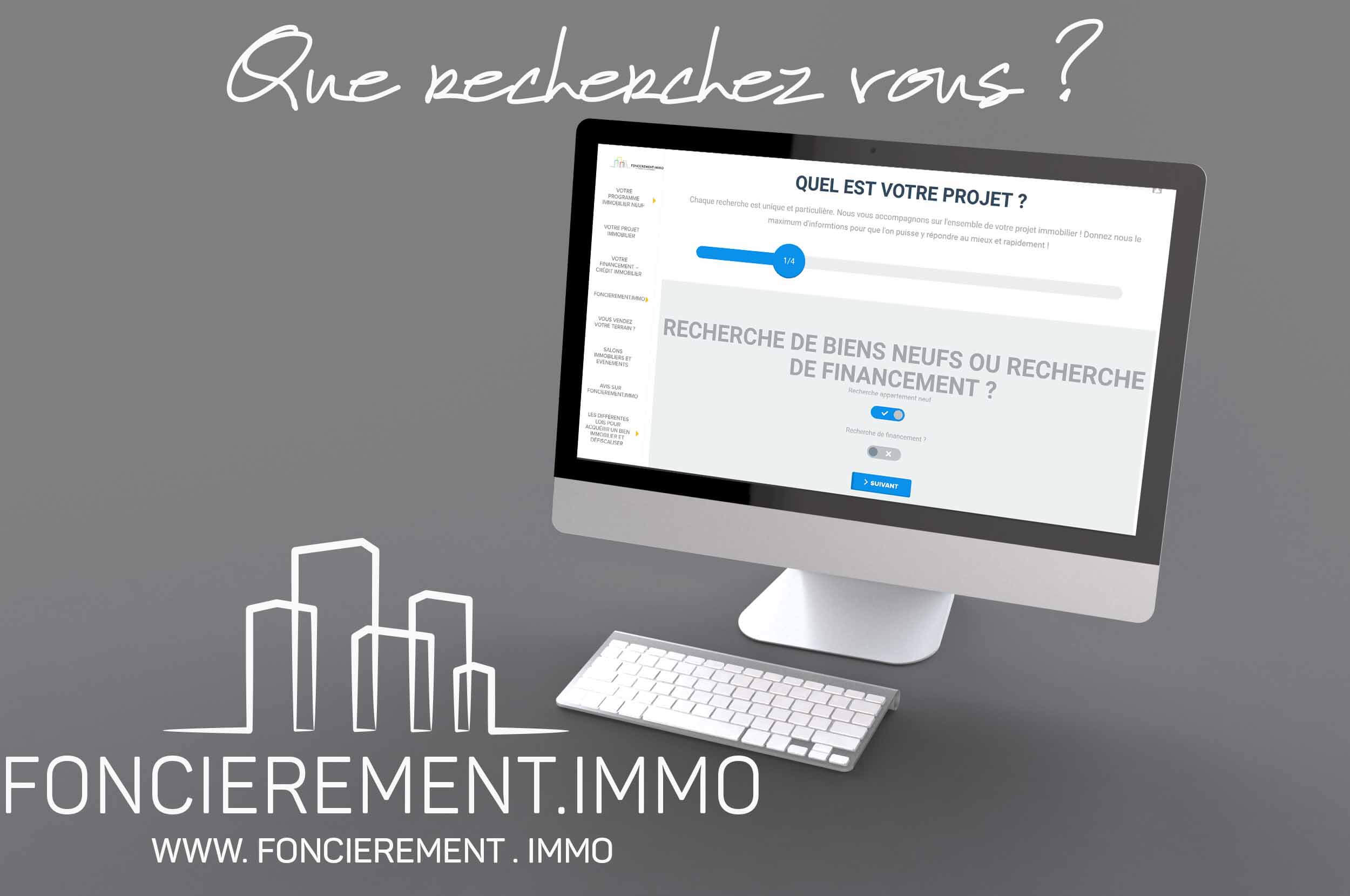 Simulateur Immobilier neuf Financement