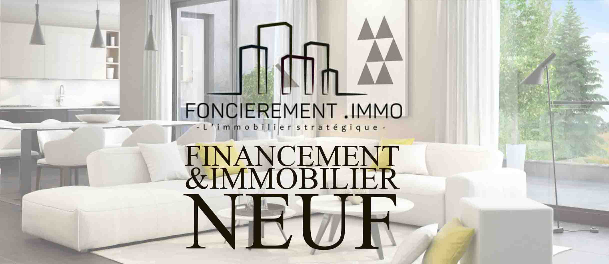 immobilier immobilier neuf et financement