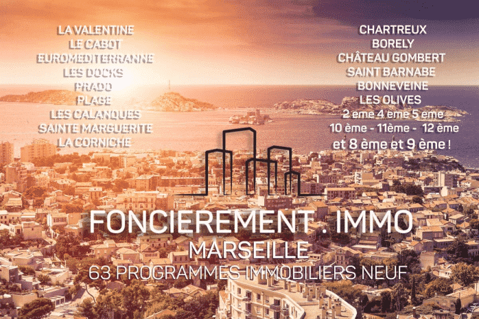 immobilier neuf marseille