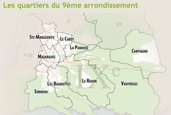 9ème Marseille 13009 Logement Neuf
