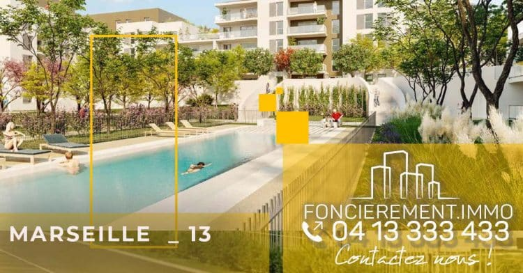 Programme immobilier neuf 13 Marseille