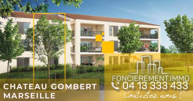Collines Chateau Gombert Immobilier Neuf