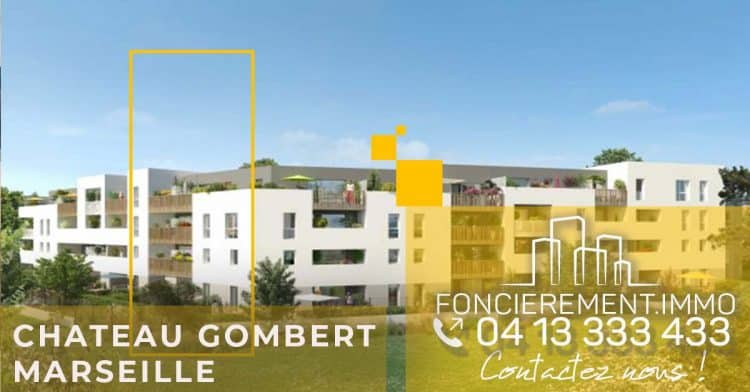 Chateau Gombert Appartement Neuf Marseille